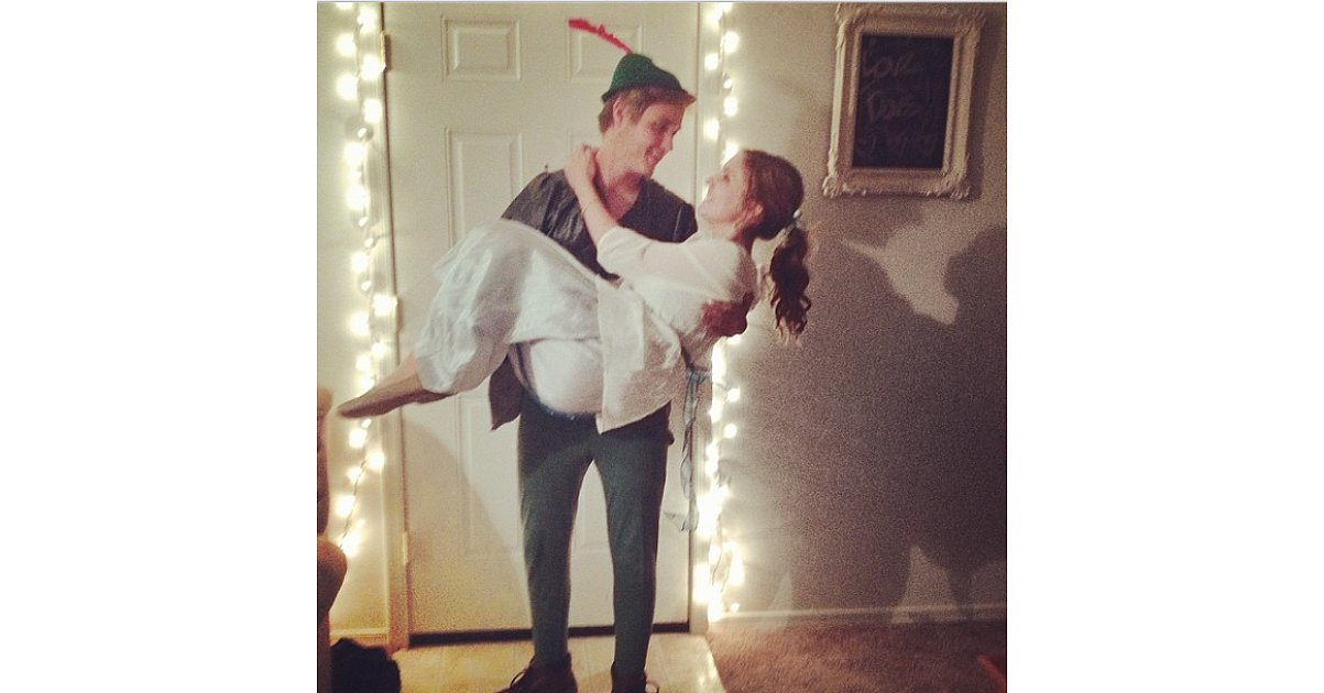 Peter Pan And Wendy Costumes Diy Peter Pan And Wendy | 57 Cheap