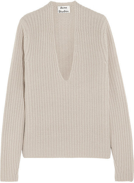 Acne Oversize Sweater