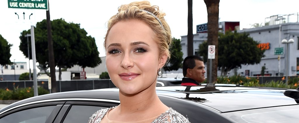 Hayden Panettiere's Baby Bump Is Front and Centre at the Emmys