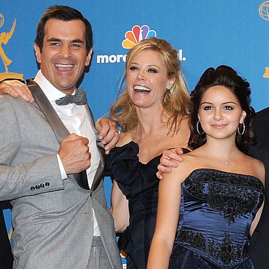Modern Family Cast at the Emmys | Pictures
