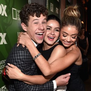 Photos Of Celebrities Having Fun At 2014 Emmys After-Parties