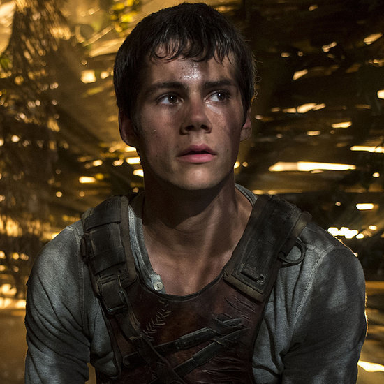 Dylan O'Brien Interview For The Maze Runner