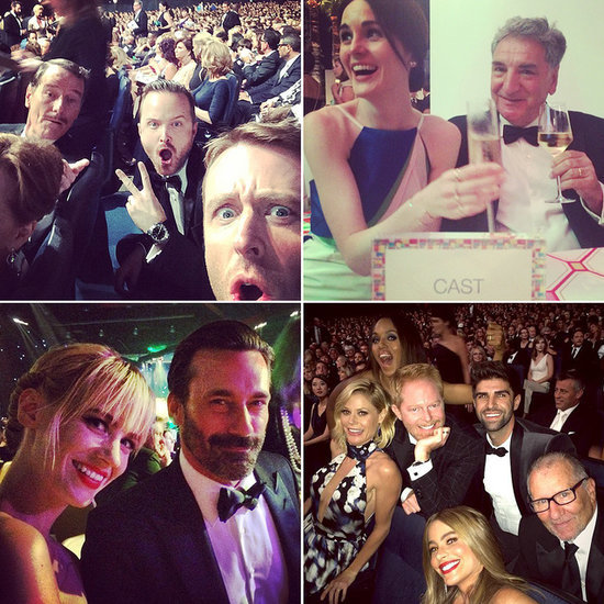 Go Behind the Scenes With the Stars at the Emmys