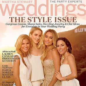 Lauren Conrad's Bridesmaid Dresses
