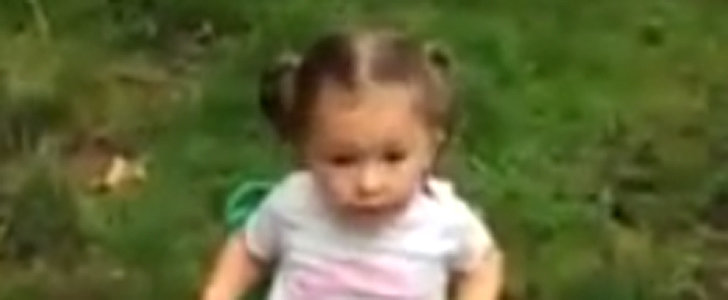 The Most Adorable Ice Bucket Challenge You'll Ever See