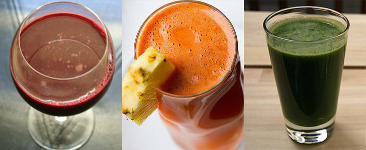 Taste the Real Rainbow: 13 Colorful Juice Recipes