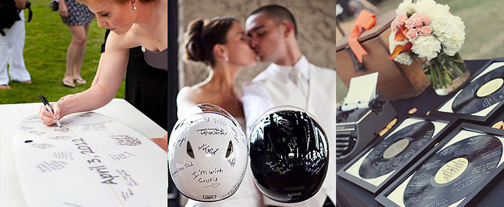15 Fun Alternatives For Your Guest Book