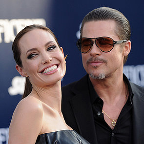 Brad Pitt's and Angelina Jolie's Romantic Gifts