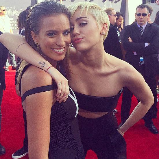 Celebrity Instagram Pictures: Jennifer Hawkins, Lara Bingle
