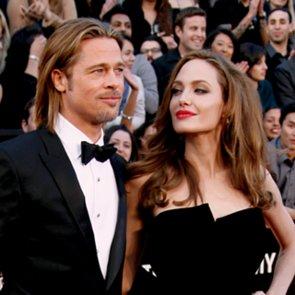 Angelina Jolie's Wedding Hair