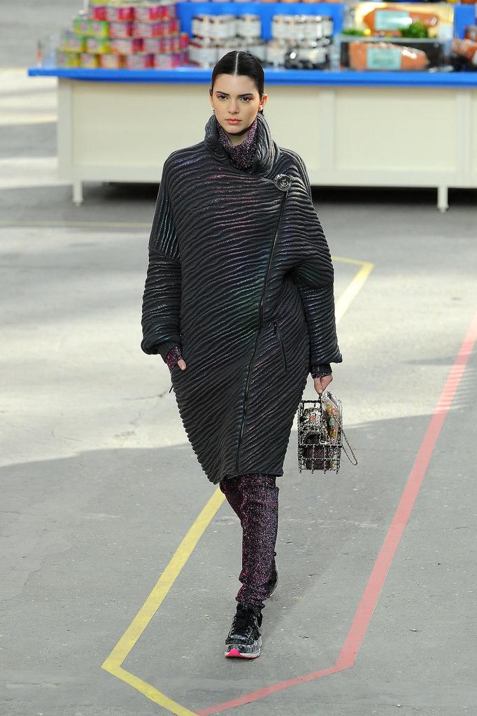 She's Already Walked These High-Fashion Runways