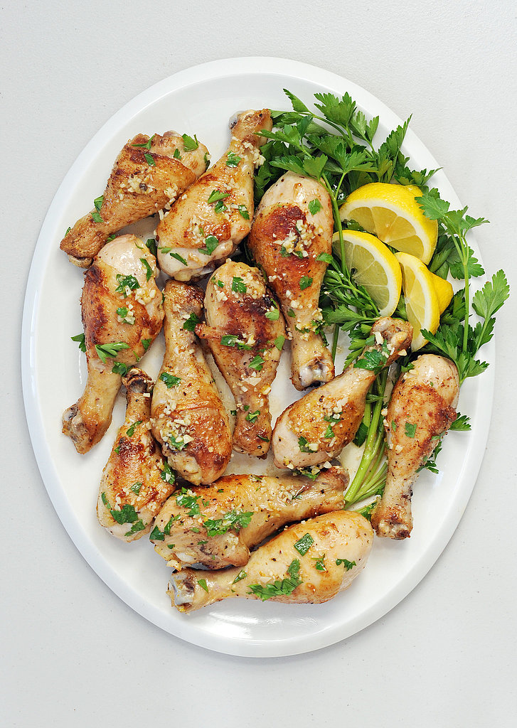 Lemon-Garlic Drumsticks