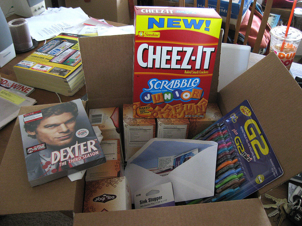 Craft a Care Package