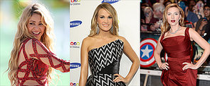 15 Celebrities Expecting New Arrivals in 2014
