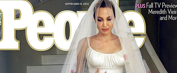 9 Looks Angelina Jolie Didn't Wear to Her Wedding — and 1 She Did
