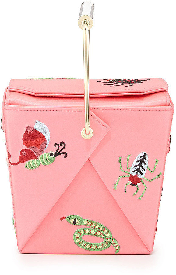 Charlotte Olympia Take Out Clutch