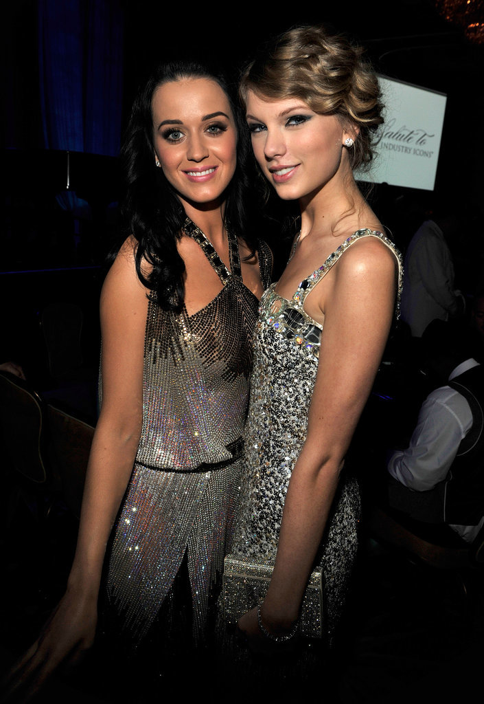 Katy Perry and Taylor Swift Both Dated . . .