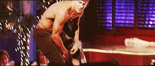 Channing Tatum Knowing How Sexy He Is