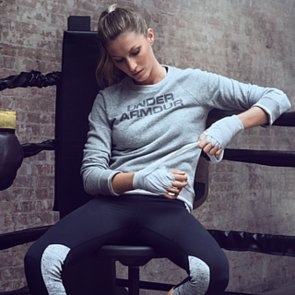 Gisele Bündchen Gets Tough in Her Powerful New Ad For Under Armour