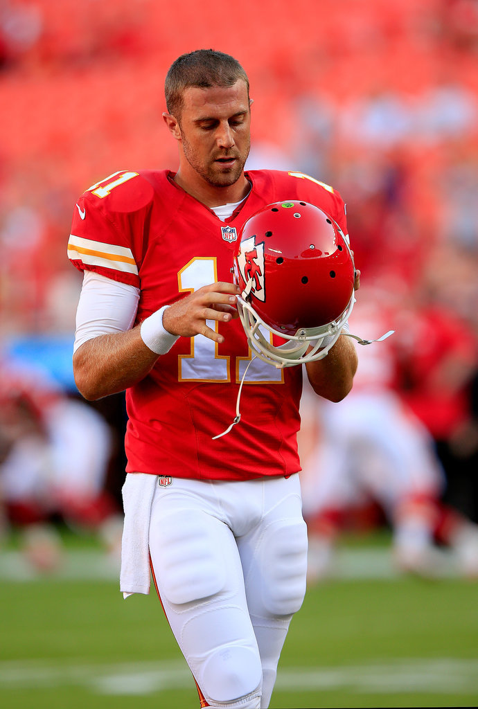 Alex Smith, Kansas City Chiefs