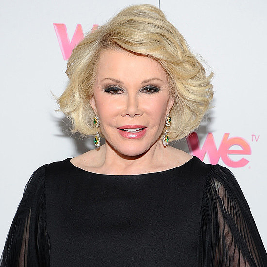 Celebrities React to Joan Rivers's Death