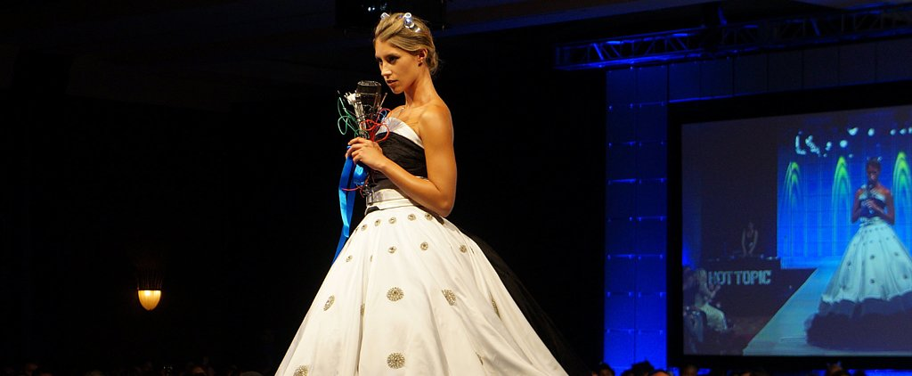 Watch These Geeky Gowns Walk Down the Runway