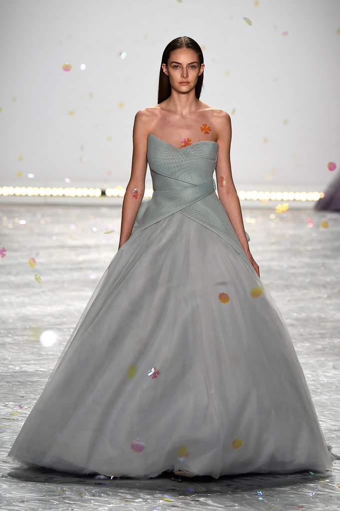 Day 2: Monique Lhuillier Spring 2015