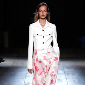 Victoria Beckham Spring 2015 New York Fashion Week Runway
