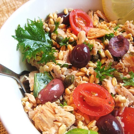 Healthy Mediterranean Recipes