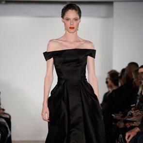 Zac Posen Spring 2015 New York Fashion Week Runway Pictures