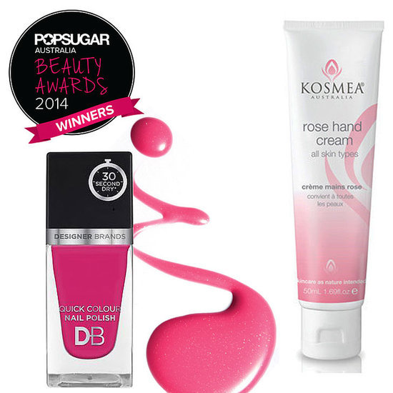 POPSUGAR Australia Beauty Awards 2014: Winning Nail Products