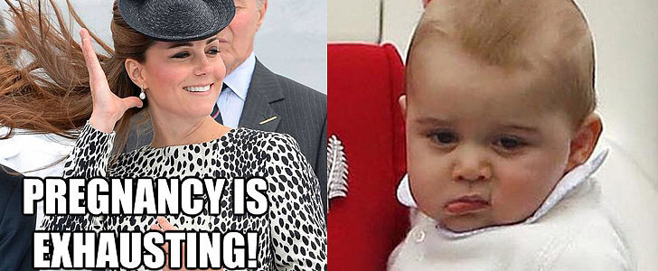Royal Baby #2 Is Due in April, and the Internet Can't Deal