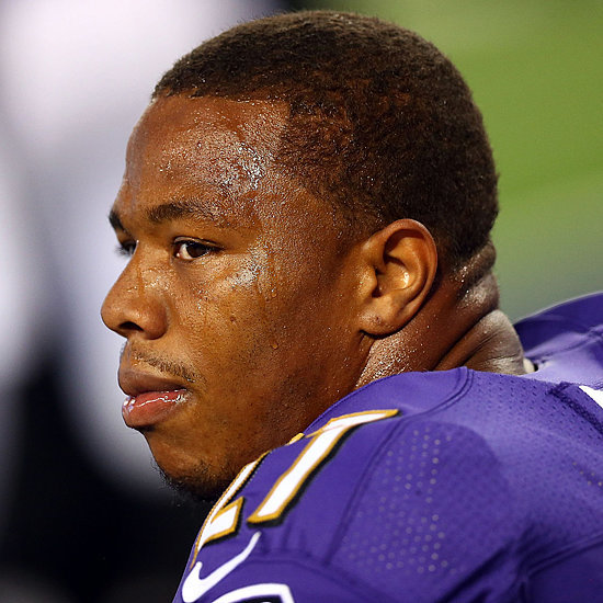 Baltimore Ravens Terminate Ray Rice's Contract