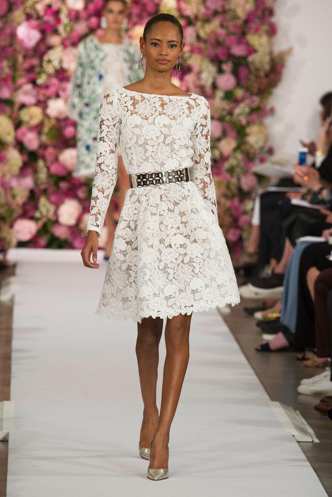 We want to live in oscar de la renta s fairy tale popsugar fashion