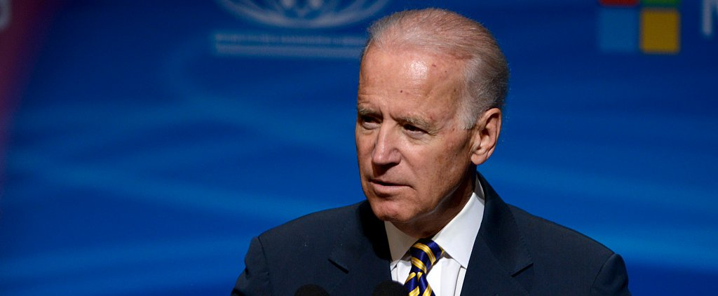 """Joe Biden Gets Real About Domestic Violence: """"It's Never, Never, Never the Woman's Fault"""""""
