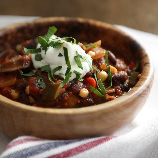 Cooks Kitchen Best Vegetarian Chili Recipe