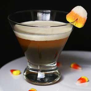 Candy Corn Cocktail Recipe