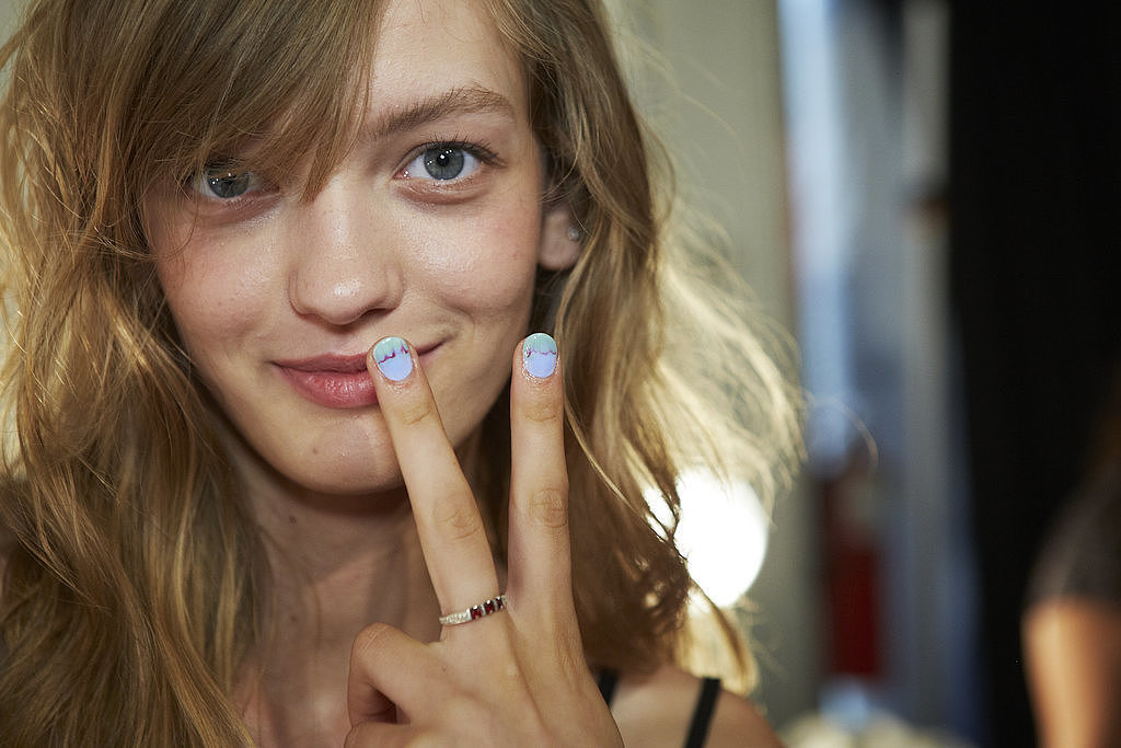 Latest Nail Polish Trends slyburycom