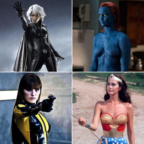 This Halloween, Dress Like Your Favorite Comics