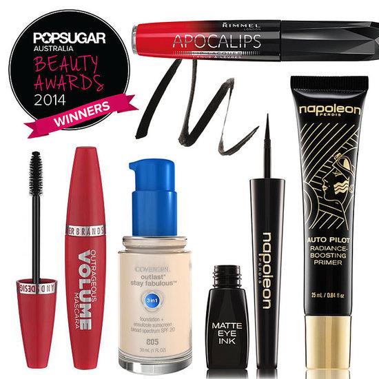 POPSUGAR Australia Beauty Awards 2014: Winning Makeup