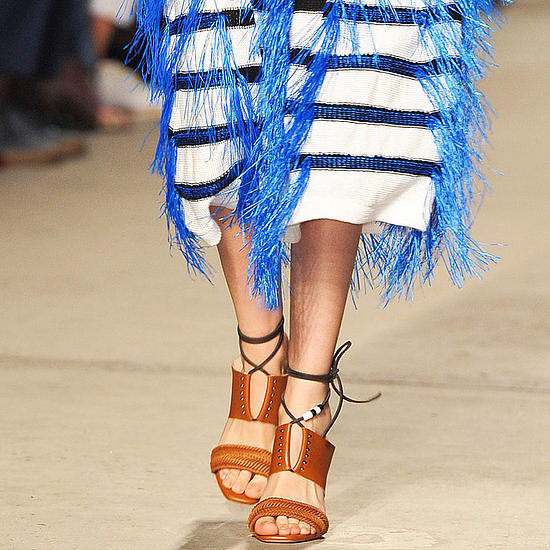 Shoes and Bags at Spring 2015 New York Fashion Week