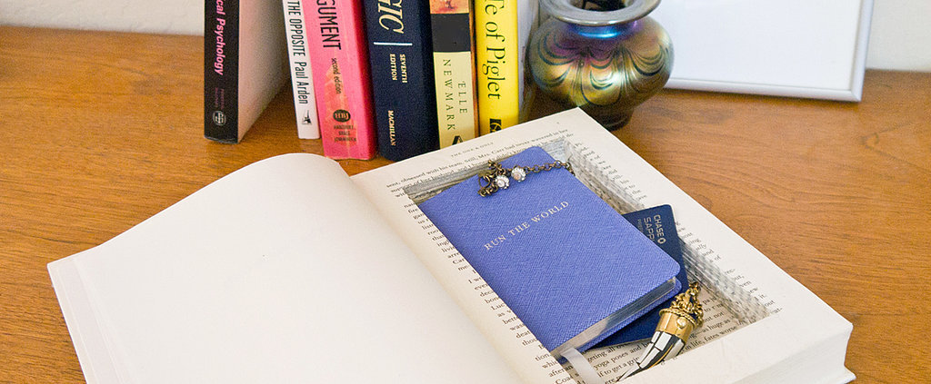 DIY Stash Book For All Your Secret Stuff