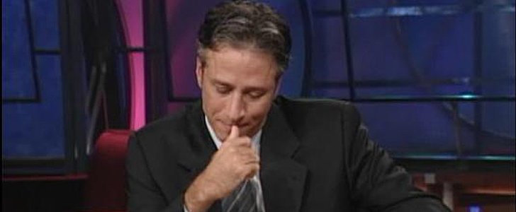 Watch the Emotional, Inspiring Monologue Jon Stewart Delivered After 9/11