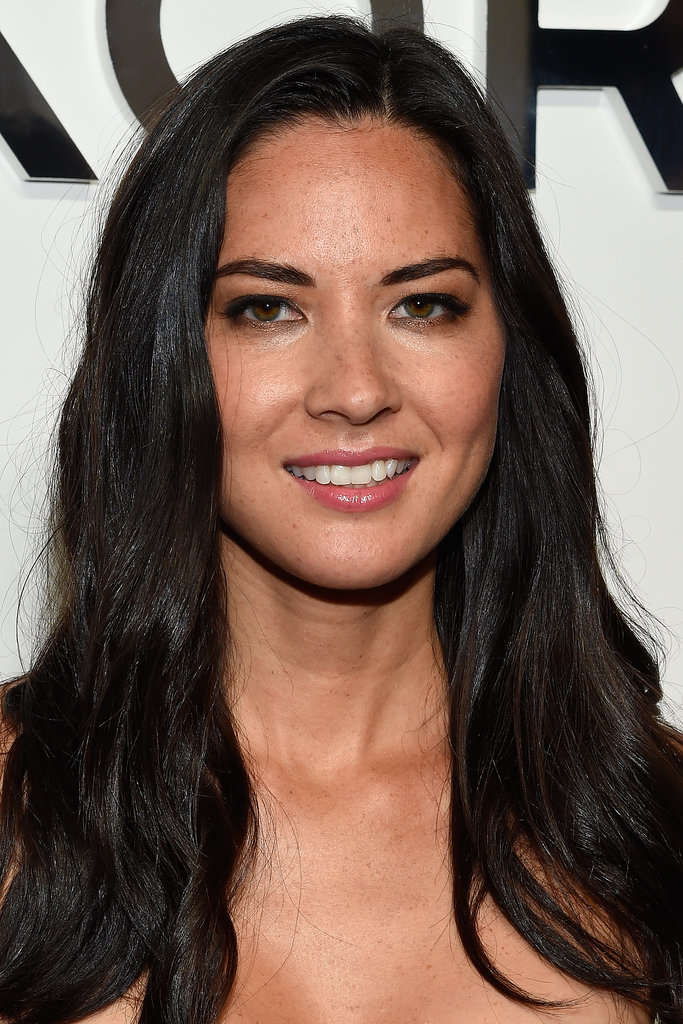 Olivia Munn at Michael Kors