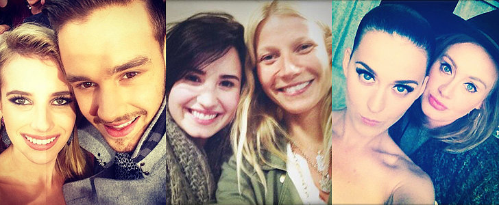 25 Celebrity Selfies You Didn't See Coming