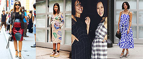 Trending Now: Baby Bumps at New York Fashion Week!