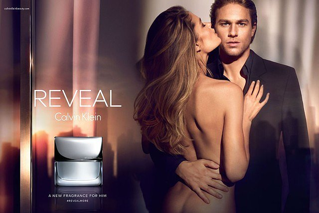 Charlie Hunnam For Calvin Klein