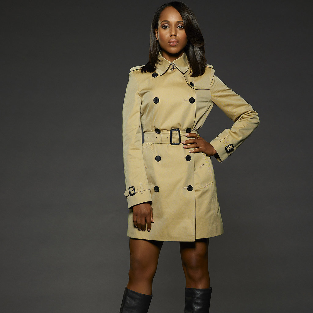 Kerry Washington Designs Scandal Collection at The Limited