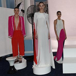 Stella McCartney London Fashion Week Green Carpet Challenge