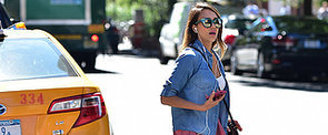 Jessica Alba Shows Us How Good £55 Looks